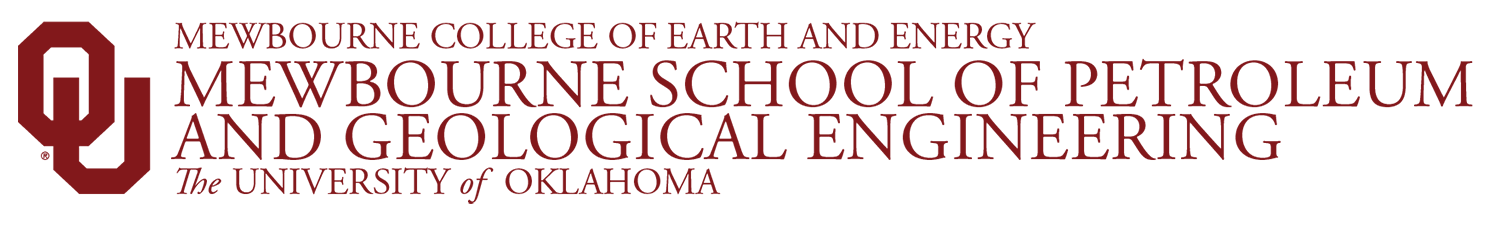Created a relationship with the Oklahoma University Mewbourne School of Petroleum and Geological Engineering